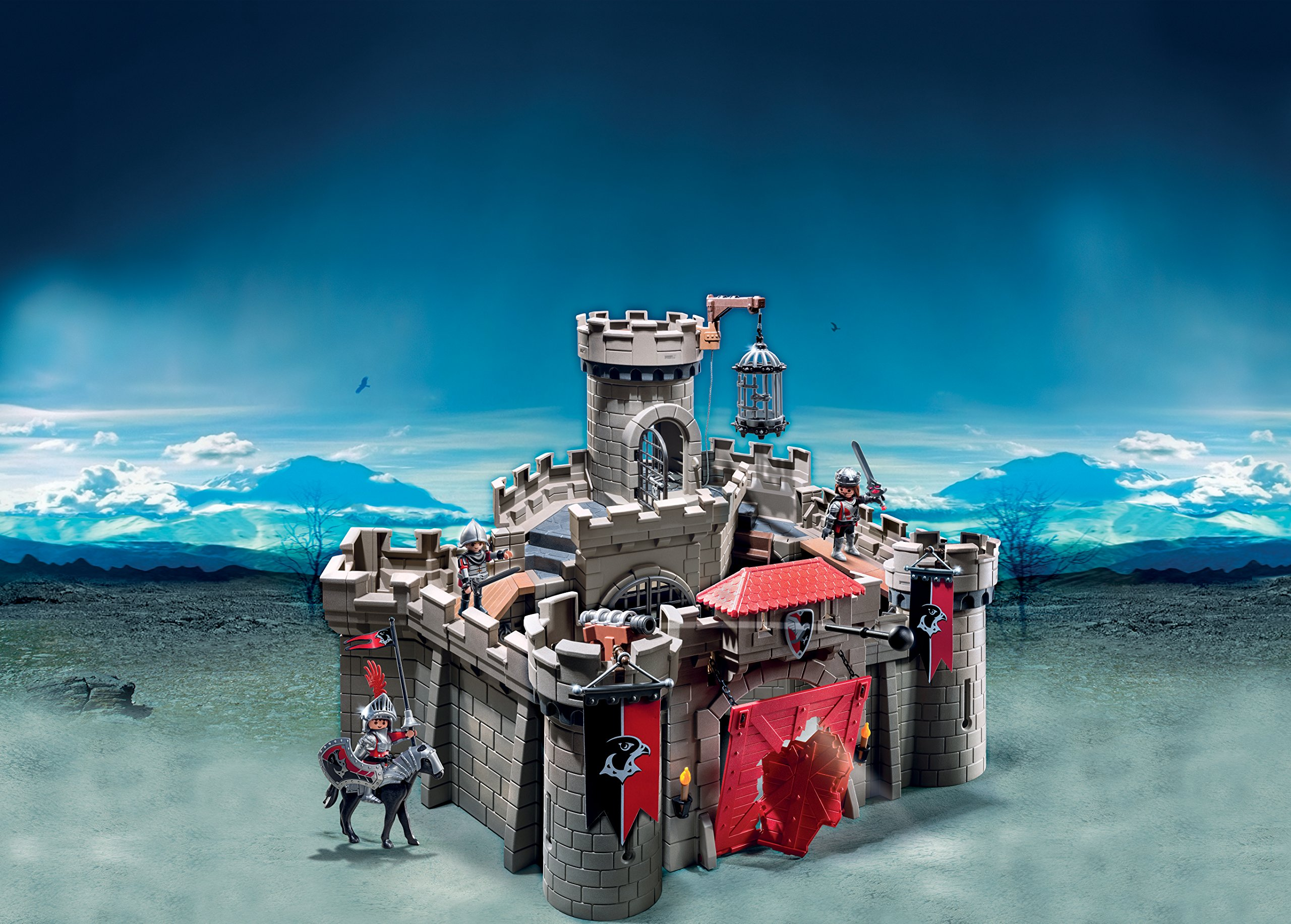 PLAYMOBIL Hawk Knights' Castle by PLAYMOBIL® (Image #1)