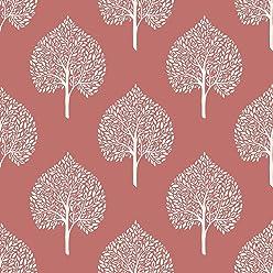 NuWallpaper NU1698 Grove Coral Peel & Stick Wallpaper