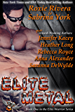 Elite Metal: Eight-Novel Cohesive Military Romance Boxed Set (Elite Warriors Book 1)