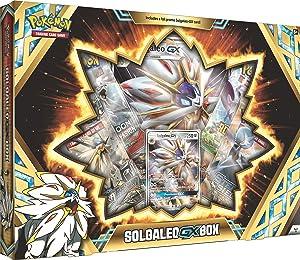 Pokémon TCG: Solgaleo/Lunala GX Boxes