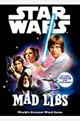 Star Wars Mad Libs: The Deluxe Edition Paperback