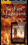 SciFan™ Magazine April 2017: A Science Fantasy Digital Editorial