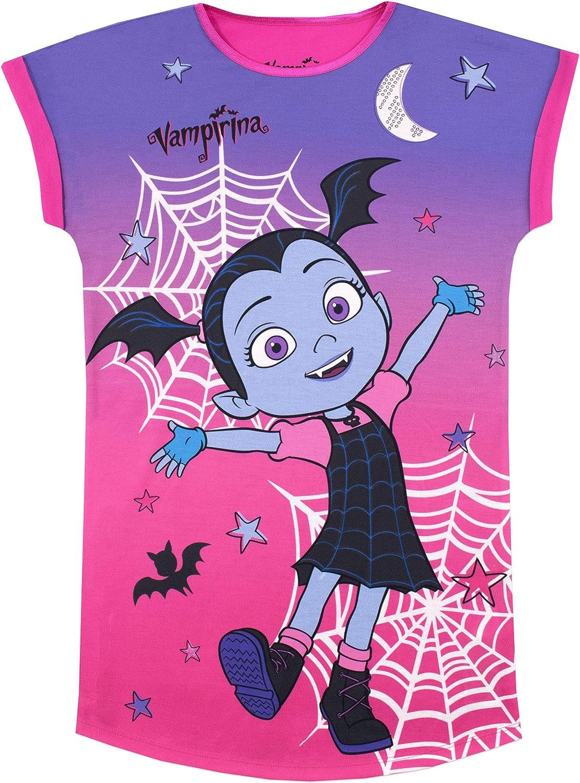 Disney Camisón para niñas Vampirina: Amazon.es: Ropa y accesorios