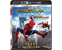 Spider-Man Homecoming (2 Discs) - 4K UHD [Blu-ray] (Bilingual)