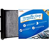 Spearhead Premium Breathe Easy Cabin Filter, Up to 25% Longer Life w/Activated Carbon (BE-930)