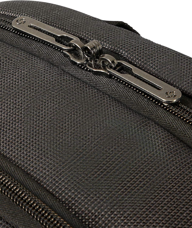 Black -NETWORK 3/ Casual Daypack CHARCOAL BLACK SAMSONITE LAPTOP BACKPACK 15.6 0 cm