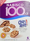 Chips Ahoy! Cookies 100 Calorie Packs, 6 ct, 0.81 oz