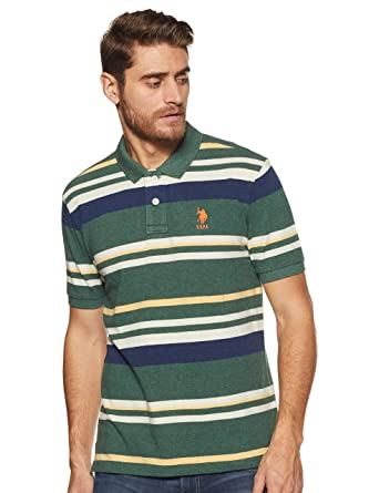 Men's Polo Men's Polo Us Us Association Association R54LqA3j
