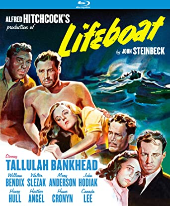 Image result for hitchcock's 'lifeboat'