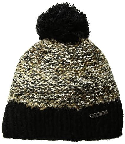 abd33f5673864 Amazon.com  Screamer Women s Chellene Beanie Hat