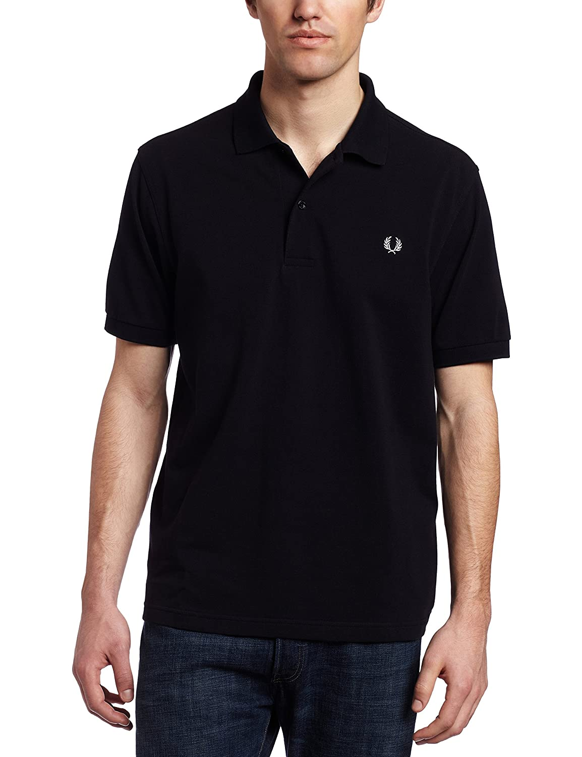 Fred Perry Plain Fred Polo Marina: Amazon.es: Ropa y accesorios