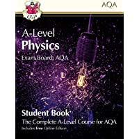 New A-Level Physics for AQA: Year 1 & 2 Student Book with Online Edition (CGP A-Level Physics)
