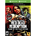 Red Dead Redemption GOTY Edition for Xbox 360 or Xbox One