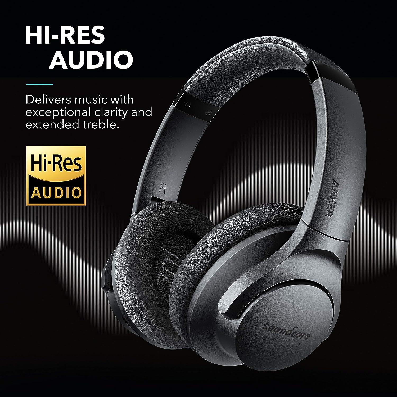 Auriculares Bluetooth Soundcore Life Q20 por 42,49€