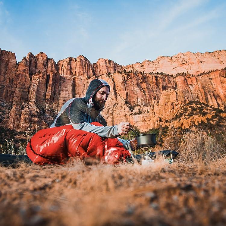Outdoor Vitals Summit 30 Degree Down Ultralight Mummy Sleeping Bag
