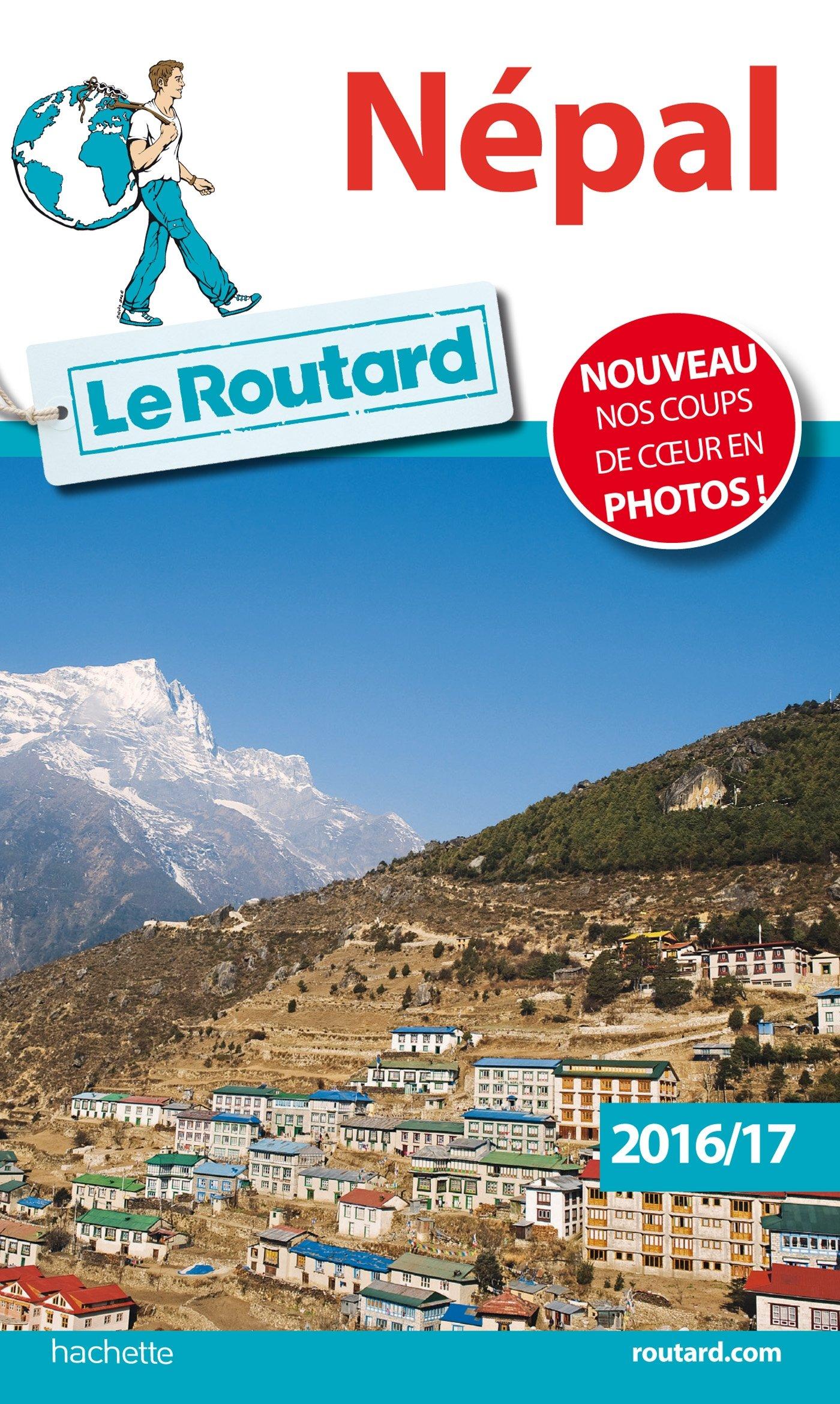 Amazon. Fr guide du routard népal 2016/17 collectif livres.
