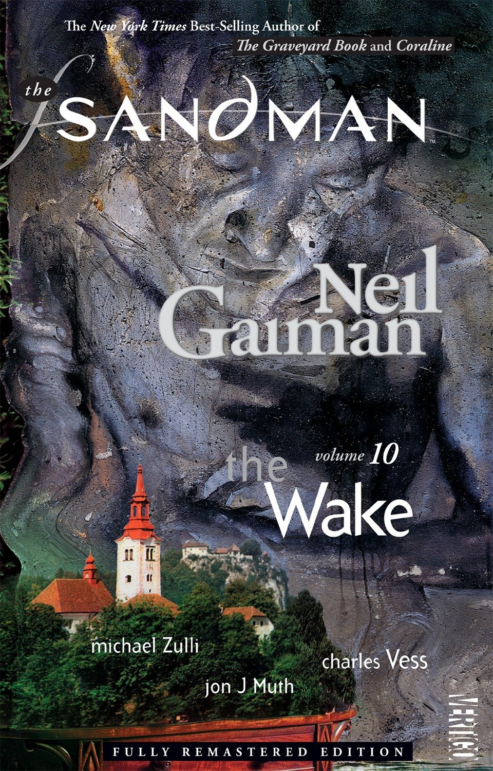 The Sandman Vol. 10  The Wake  New Edition