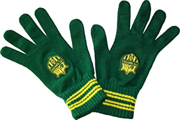 Crystal Palace F.c Knitted Gloves Adult