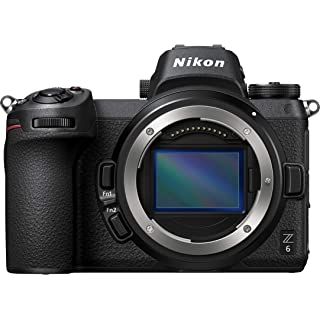 Nikon Z 6 Mirrorless Digital Camera  Body Only  with 32 GB Card, Bag, 2 Years Nikon India Warranty.