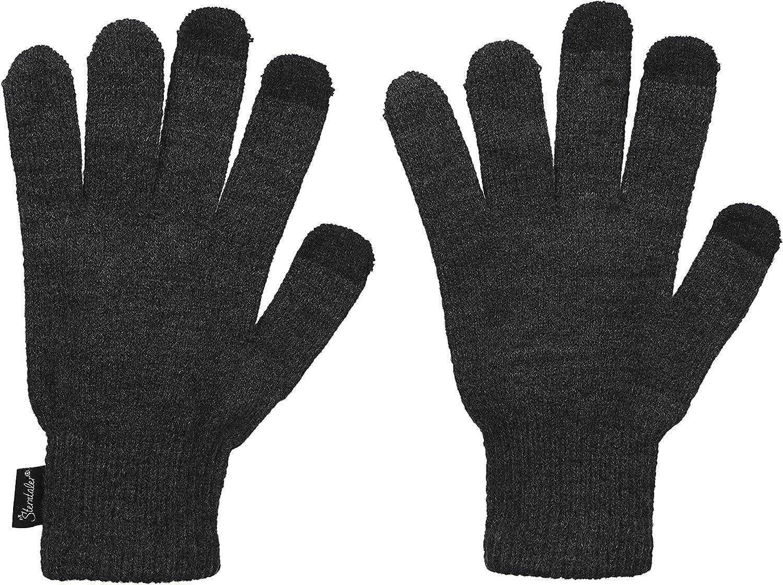 Sterntaler Baby-Jungen Strick-Touchscreen-Handschuh