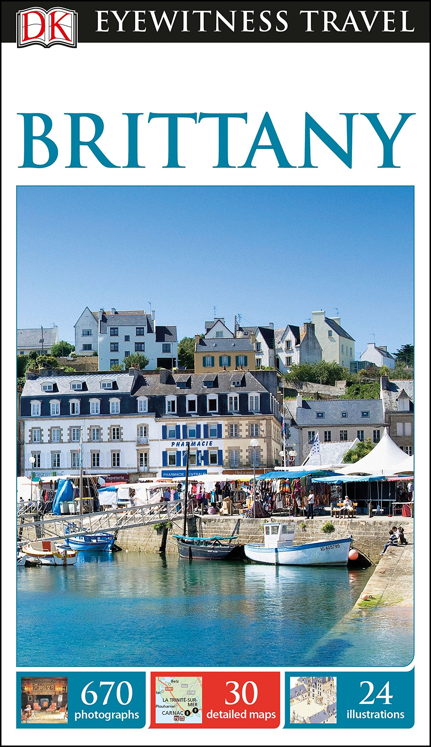 DK Eyewitness Travel Guide Brittany ebook