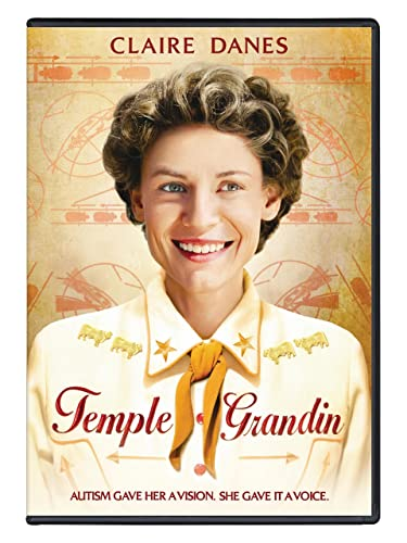 Temple Grandin DVD Movie
