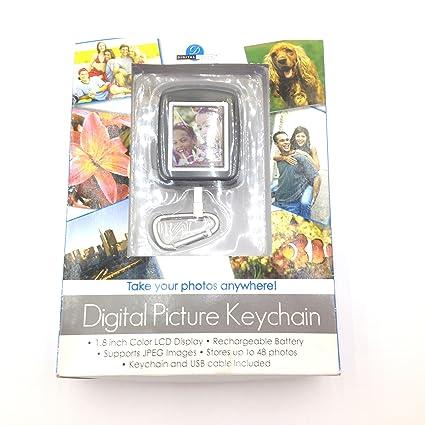 Amazon.com : Digital Picture Keychain : Digital Picture Frames ...