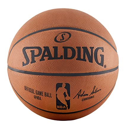 Amazoncom Spalding Nba Official Basketball Ea Sports Outdoors