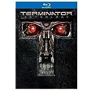 Terminator Anthology The Terminator / Terminator 2: Judgment Day / Terminator 3: Rise of the Machines / Terminator Salvation