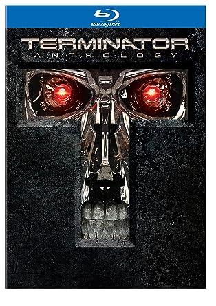 Amazon com: Terminator Anthology (The Terminator