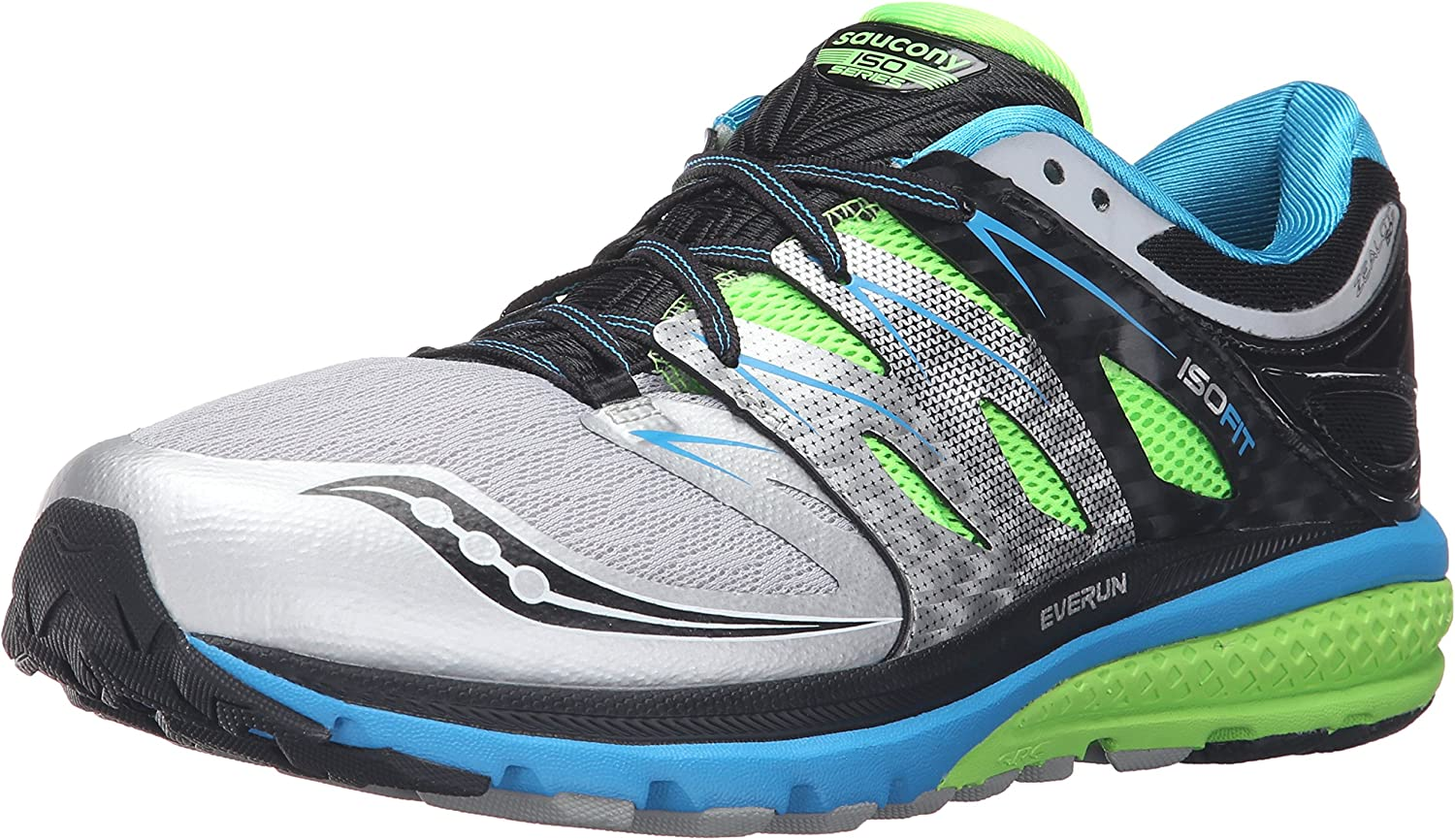 Saucony Men s Zealot Iso 2 Running Shoe