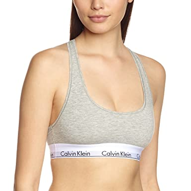 Calvin Klein Women's Modern Cotton - Bralette Casual Bustier - - Small Free Shipping Countdown Package NGmsIeT
