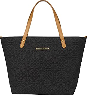 9b4a230b3968 Petunia Pickle Bottom Downtown Tote Diaper Bag in Bedford Avenue Stop  Special Edition