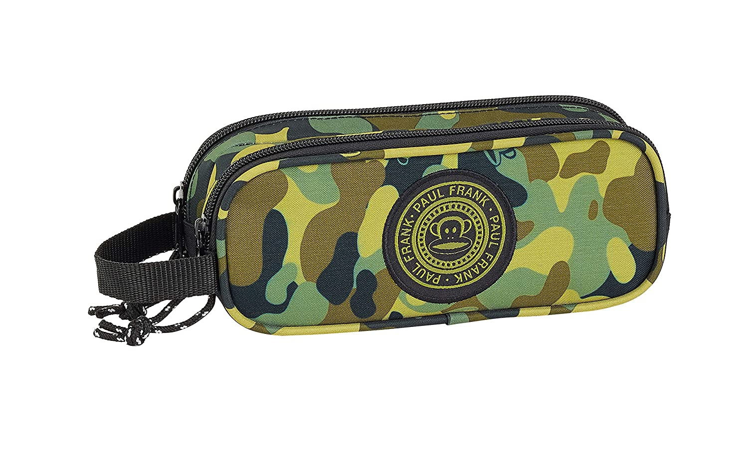 Paul Frank Camo Oficial Estuche Escolar 210x60x80mm: Amazon ...