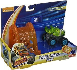 Fisher-Price Nickelodeon Blaze & The Monster Machines, Light Rider Zeg