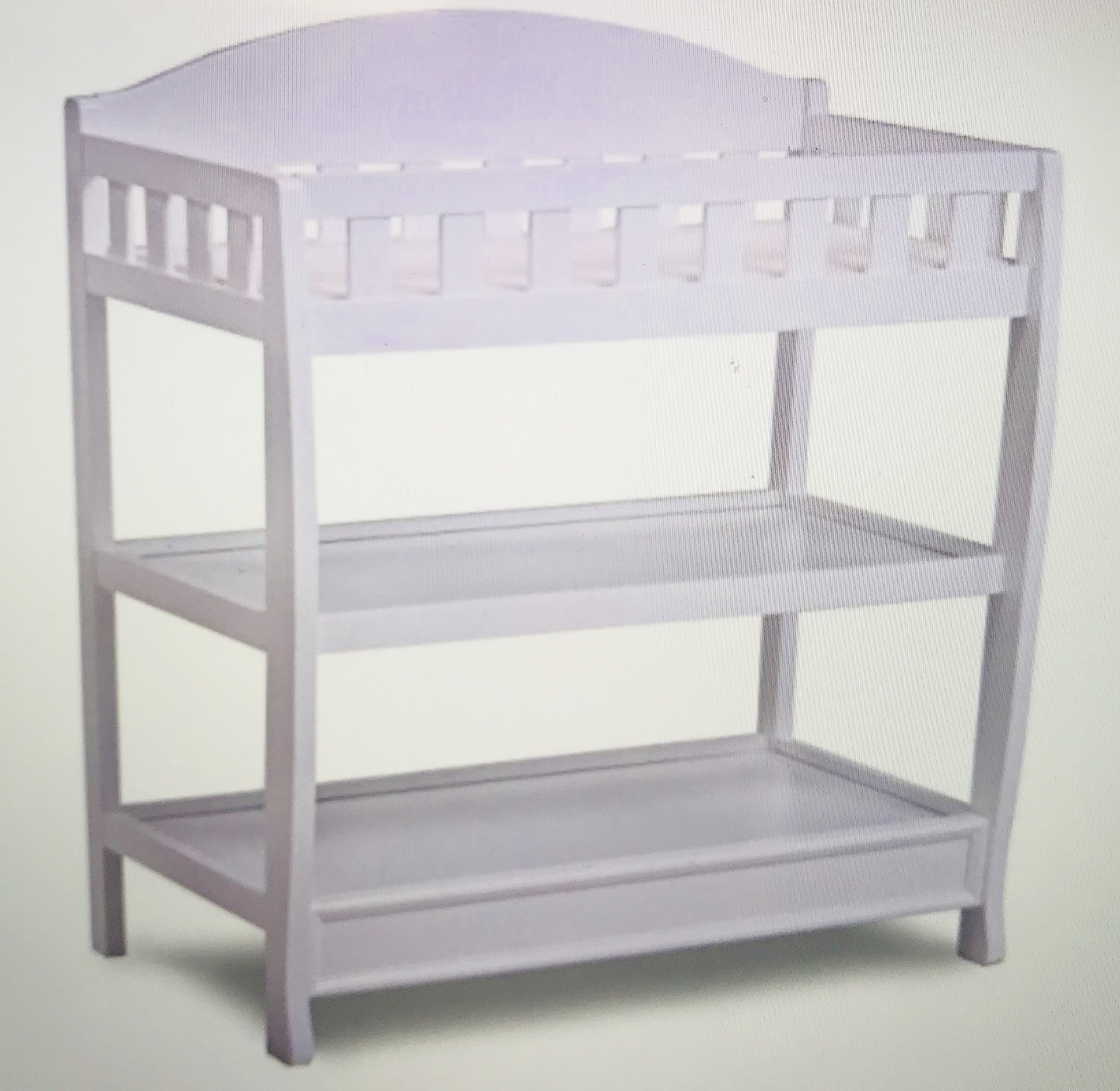 FCSF Infant Changing Table - Delta 7530-100