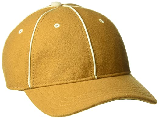 e17c456b6e43bf Goorin Bros. Men's Original Vintage Baseball Cap, Khaki One Size at Amazon  Men's Clothing store: