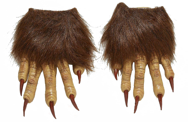 Amazon.com: Forum Novelties Men's Werewolf Latex Claw Hands ...