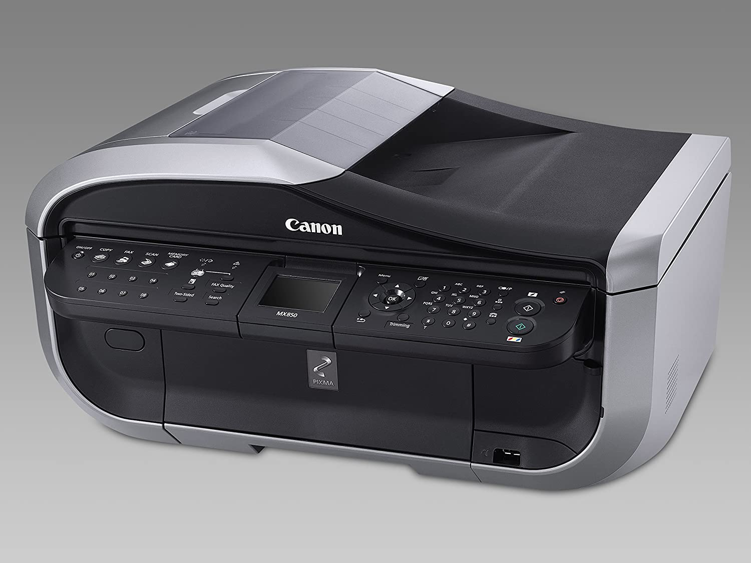 CANON MX850 AIRPRINT DRIVERS