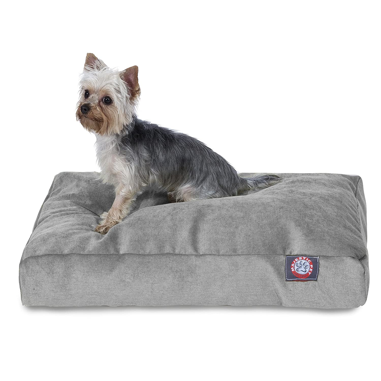Vintage Villa Collection Medium Rectangle Pet Dog Bed