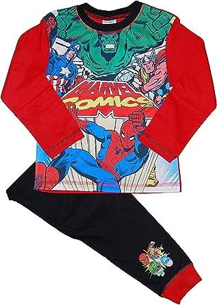 Marvels Comics - Pijama Dos Piezas - para niño