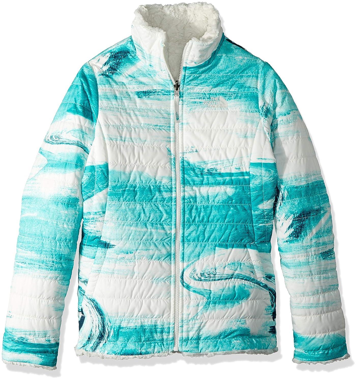 faec54b9b The North Face Girl's Reversible Mossbud Swirl Jacket