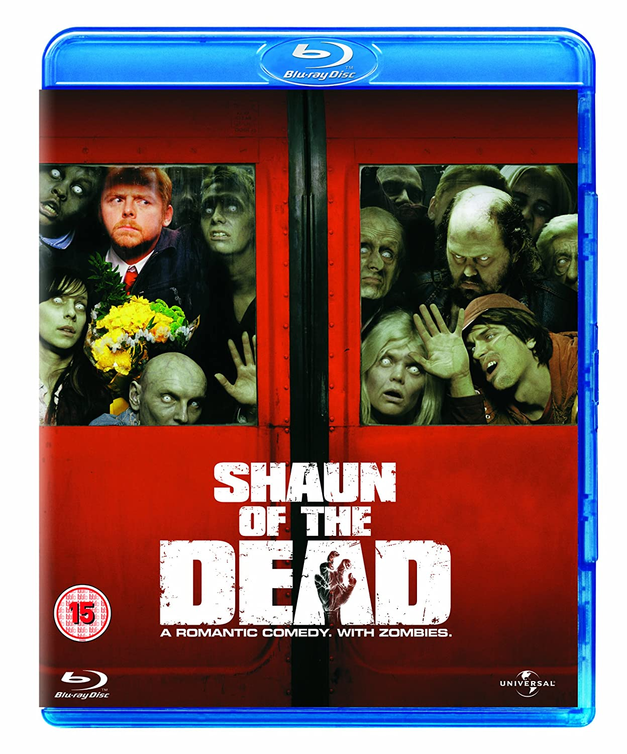 9113oaFJzXL._SL1500_ shaun of the dead [blu ray][region free] amazon co uk simon pegg Shaun of the Dead Meme at cos-gaming.co