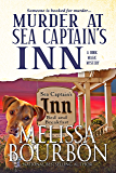 Murder at Sea Captain's Inn: A Book Magic Mystery