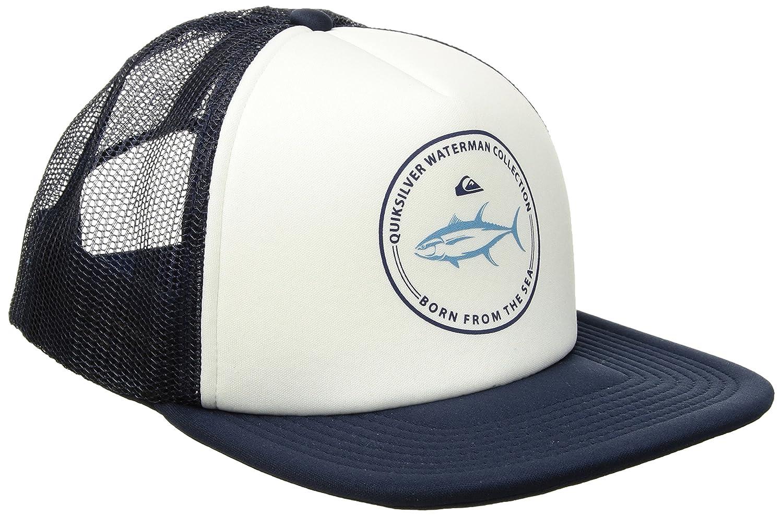 e9a410bc4b9 Quiksilver Waterman Men s Abyss Trucker Hat