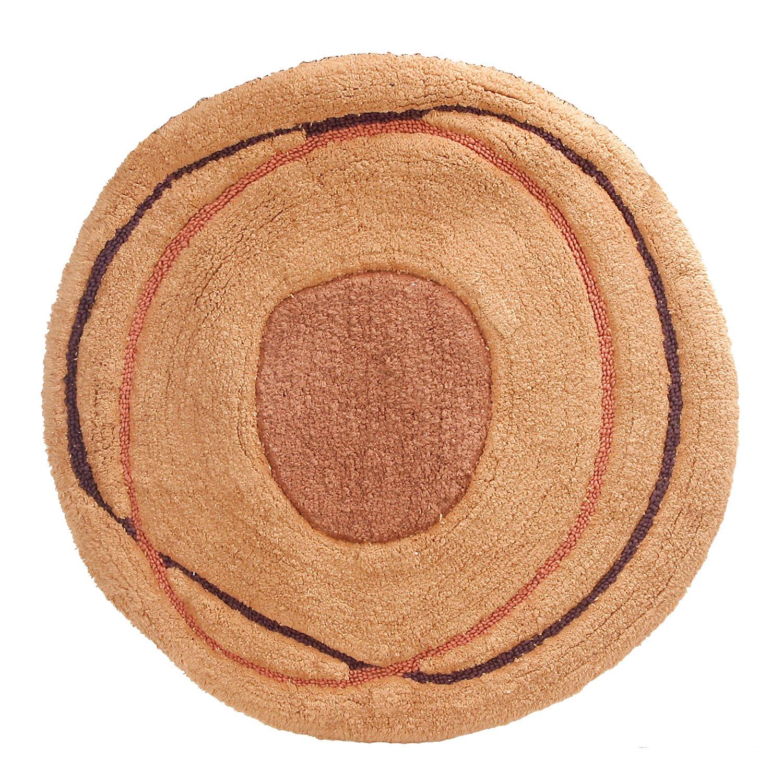 Amazon.com: Creative Bath Products Dot Swirl Bath Rug, Multi Color: Home U0026  Kitchen