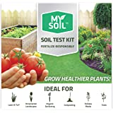 MySoil - Soil Test Kit | Grow The Best Lawn & Garden | Complete & Accurate Nutrient and pH Analysis with Recommendations Tail