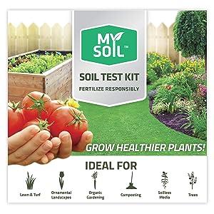 MySoil - Soil Test Kit