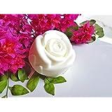 Curie Handmade soap, JASMINE DREAM, Jasmine fragrance soap,moisturizing soap,100g, gift for boys and girls