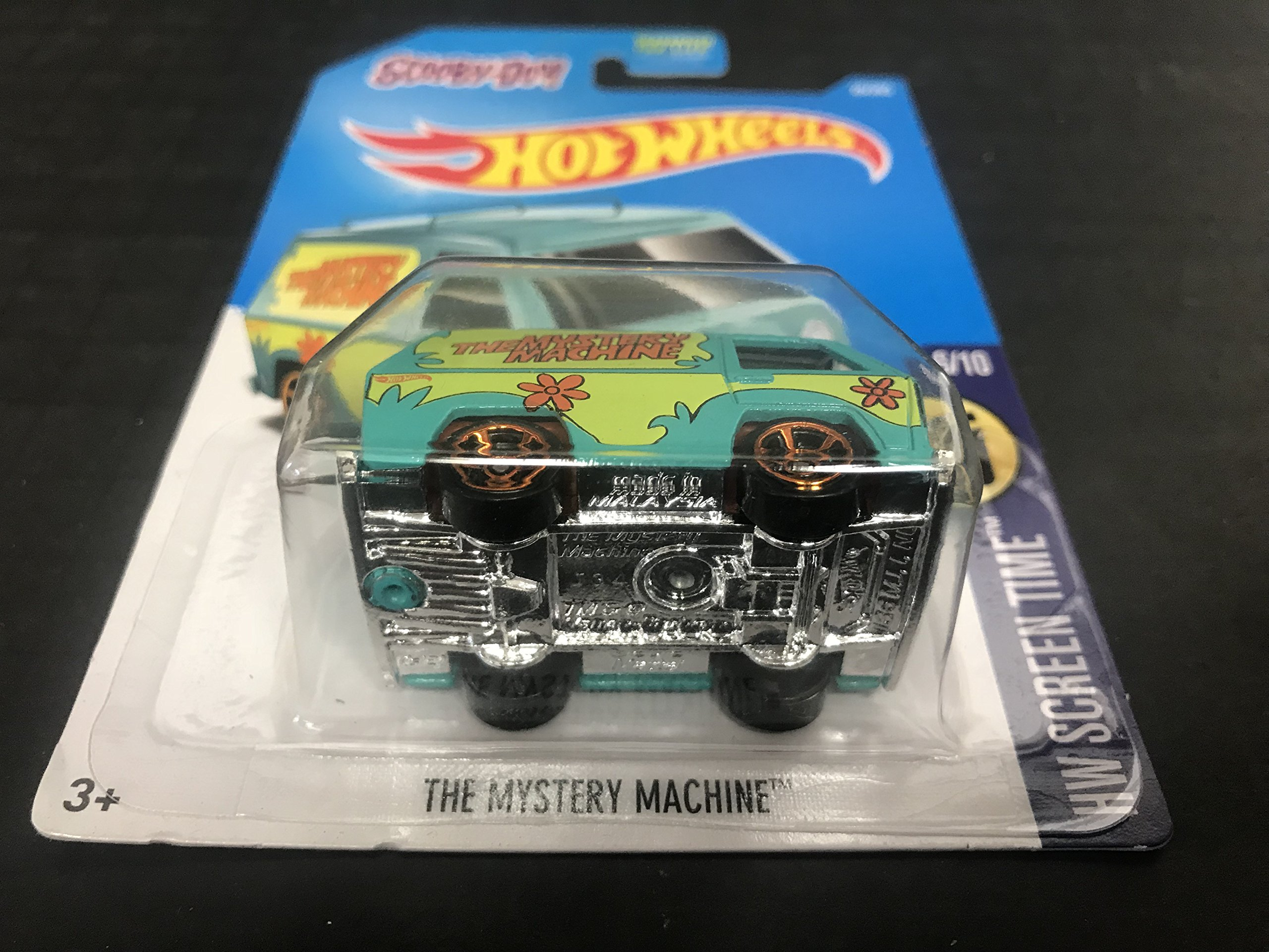 Scooby Doo THE MYSTERY MACHINE 2016 Hot Wheels 28/365 HW SCREEN TIME